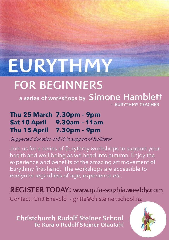 Eurythmy for Beginners 2021